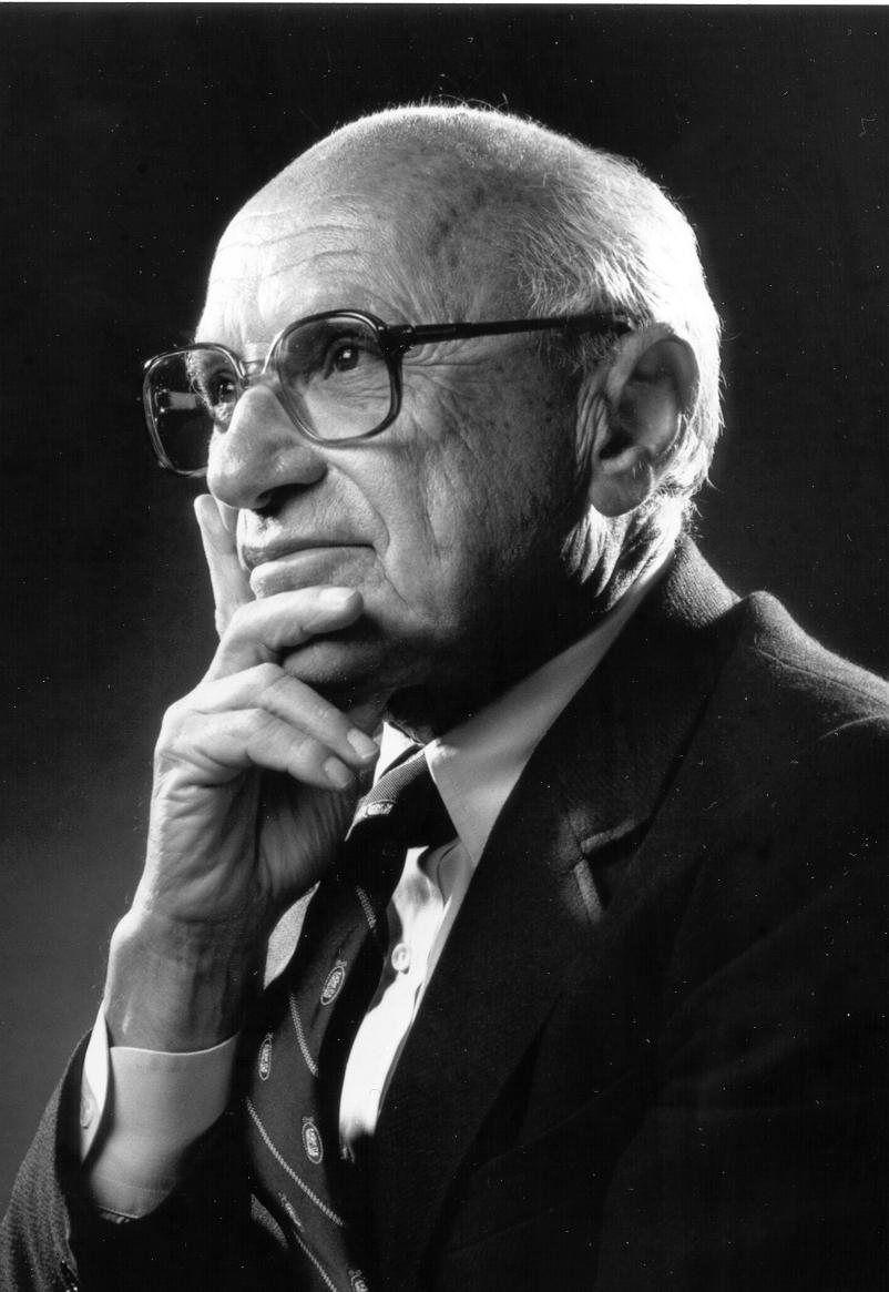 milton friedman was actually a financial aid progressive essay