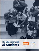 Cover of The Next Generation of Students