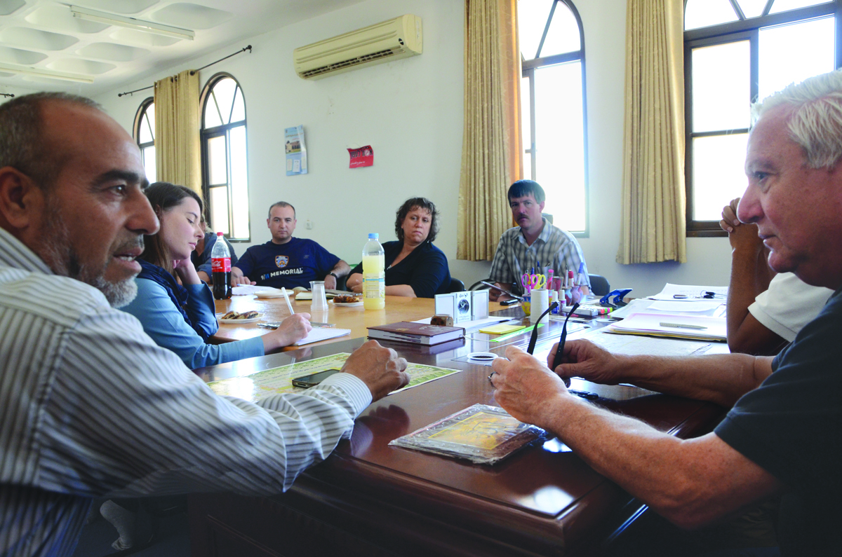 Scholars raise questions about free academic study tours to