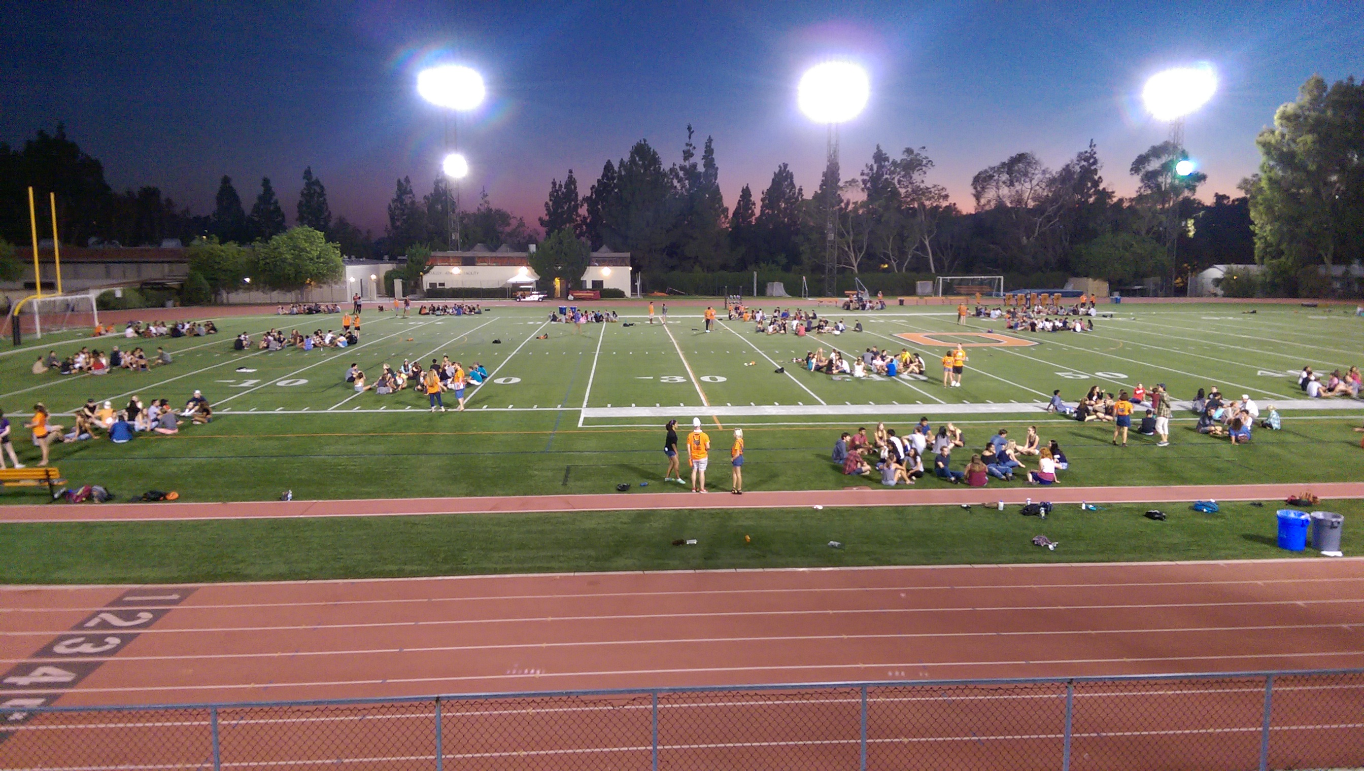 Occidental College Shifts New Student Orientation Based On