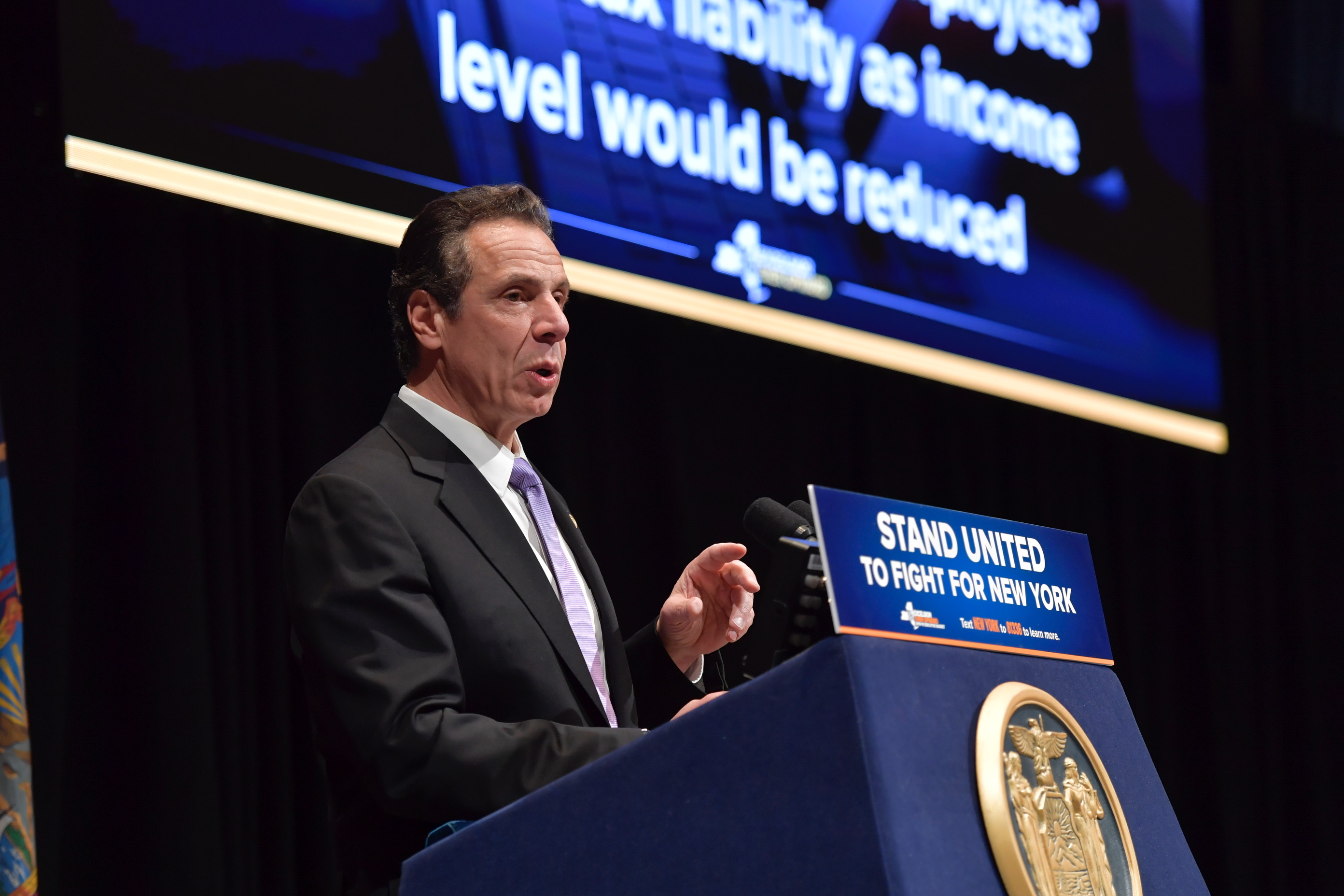 Despite Big Rhetoric On All Sides Andrew Cuomo S Budget Priorities Bow To Economic Realities