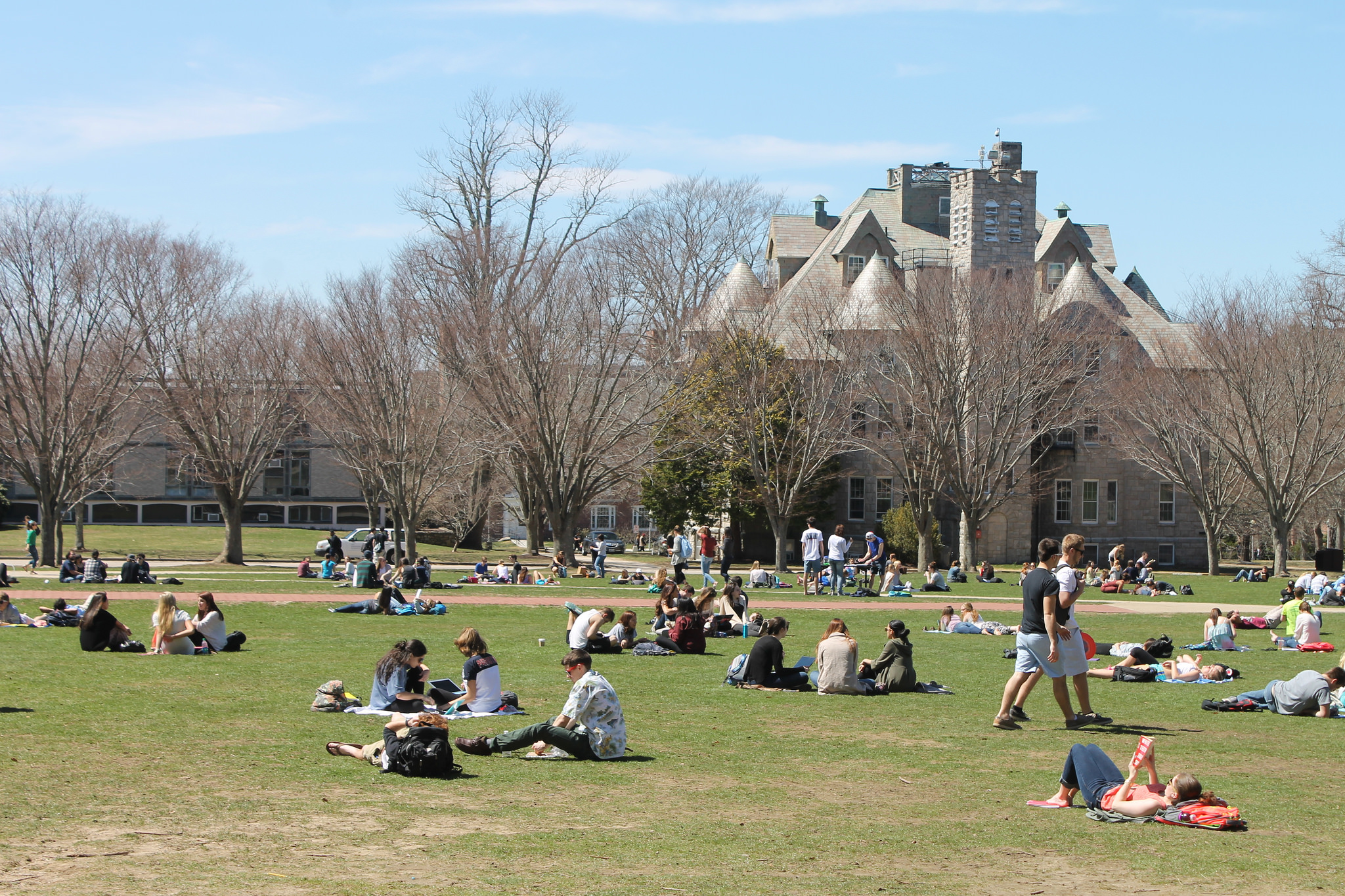 University Of Rhode Island Admissions Director