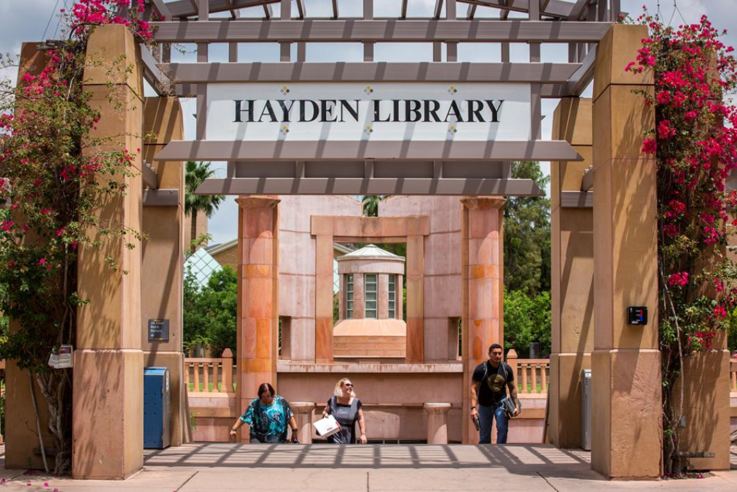 insidehighered.com - Arizona State U library reorganization plan moves ahead