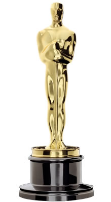 Image of Academy Award statuette