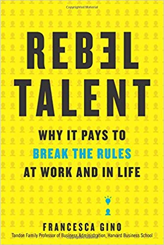 What Might University HR Make of 'Rebel Talent'?
