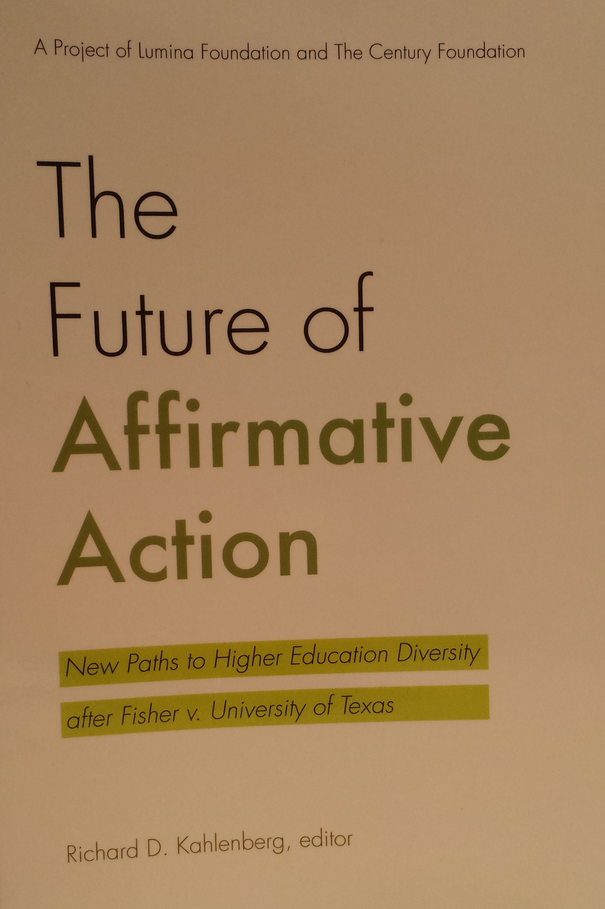 against affirmative action essay new book discusses diversity  new book discusses diversity strategies that don t consider race opinion on affirmative action