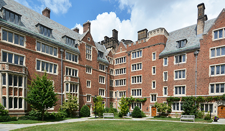 A Yale University Panel On Friday Released Its Report How The Should Consider Renaming Buildings And Process Would Ear To Clear