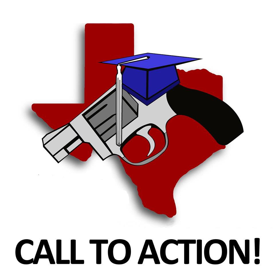 guns on campus Another mass shooting more young lives lost the solution the us president  and the volusia county sheriff advocate arming school.