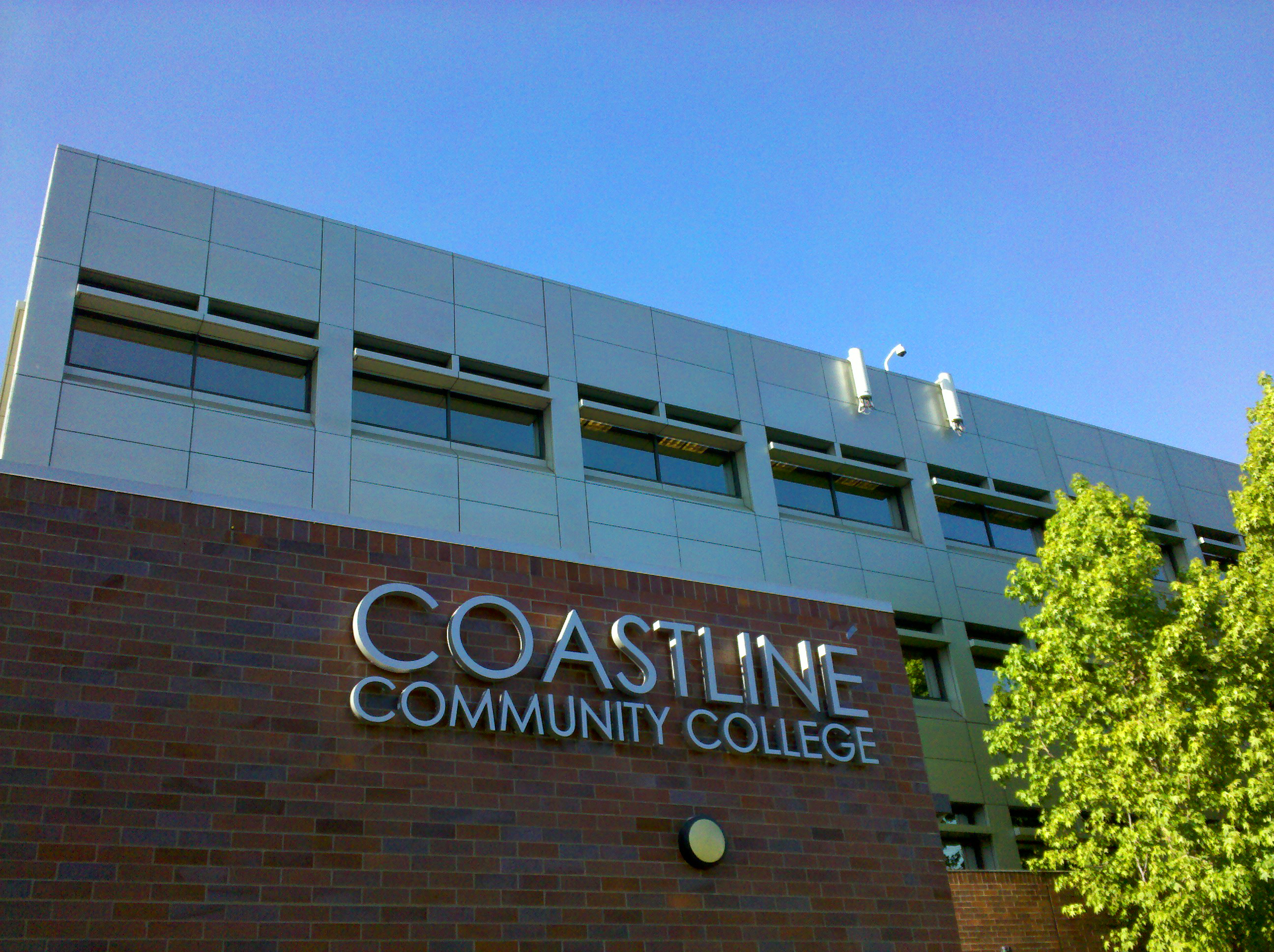 coastline community college seaport