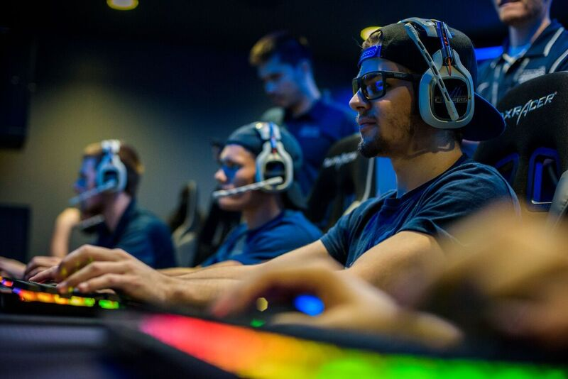 A new frontier in college athletics -- video games