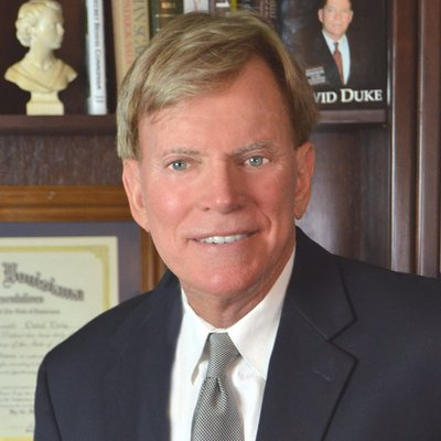 David Duke qualifies for debate at historically black college