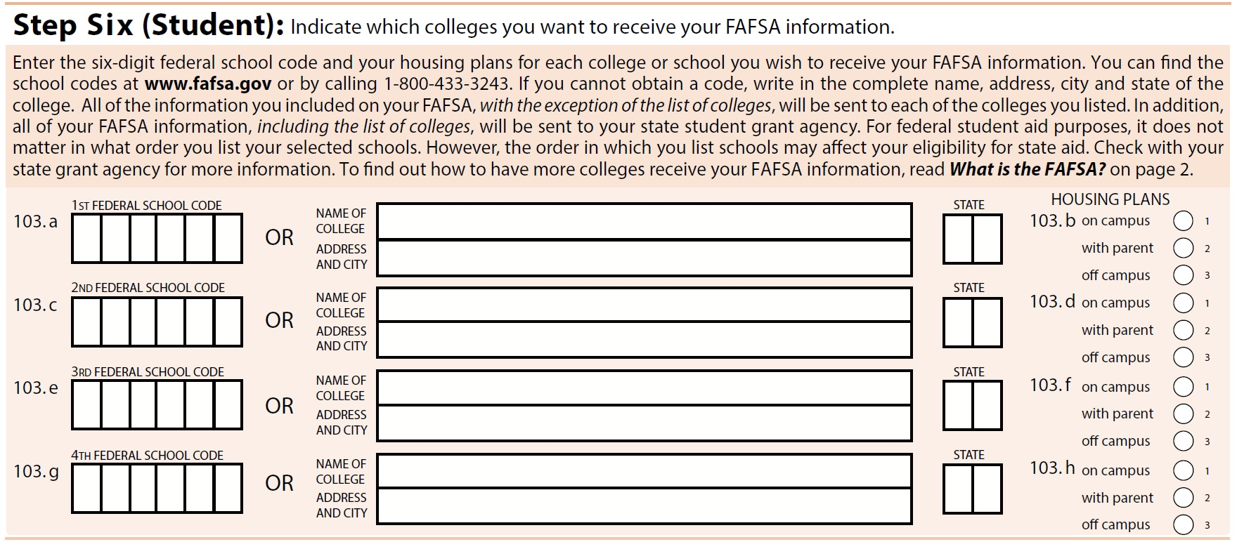 States cry foul over U.S. plan to curtail access to FAFSA student data
