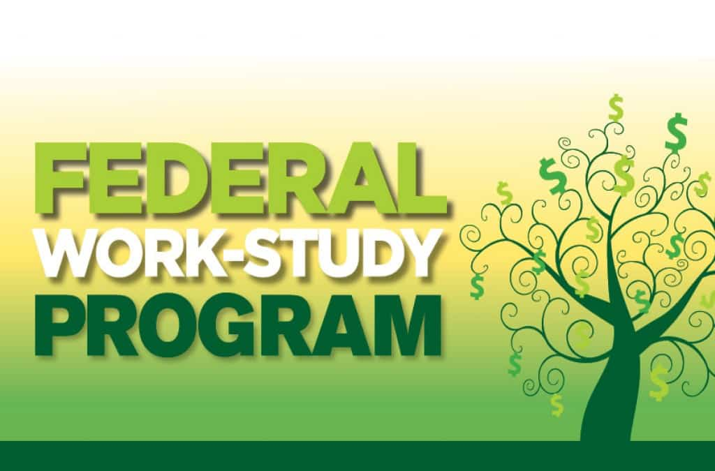 Change the federal work-study program so it encourages useful work (opinion)