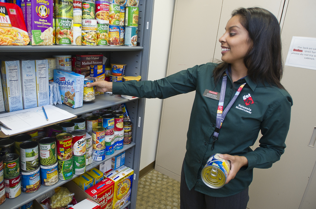 College Campus Food Pantry