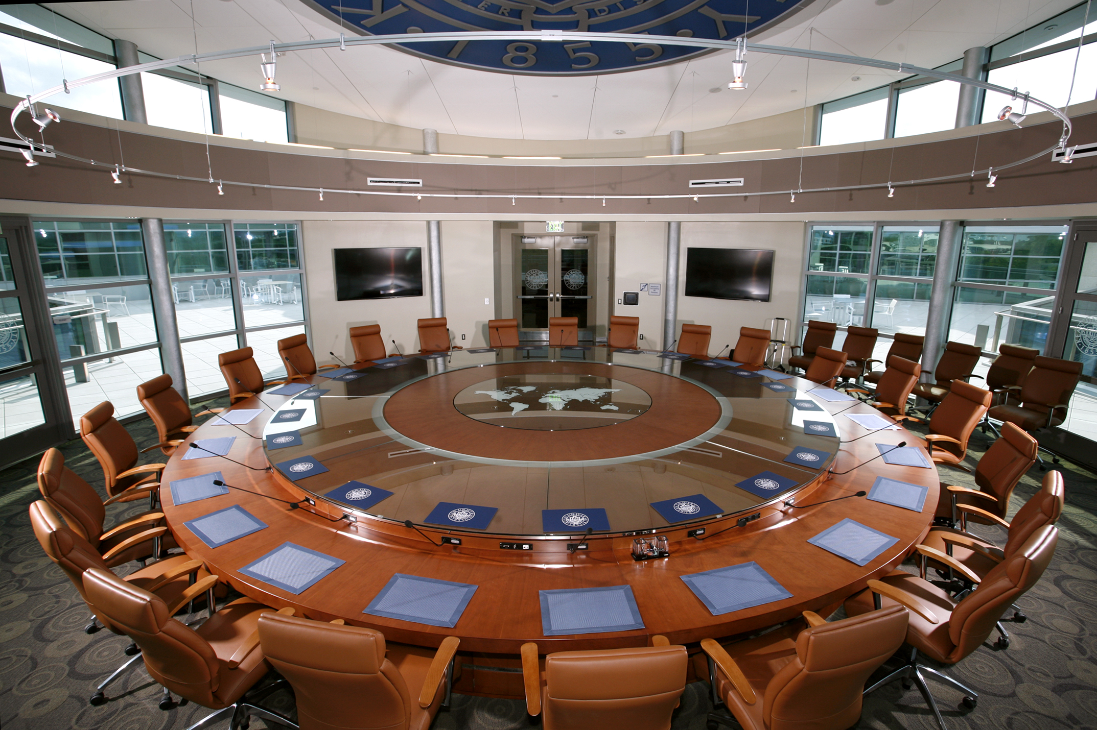 Kean U Defends Purchase Of Conference Room Table - Granite conference table for sale