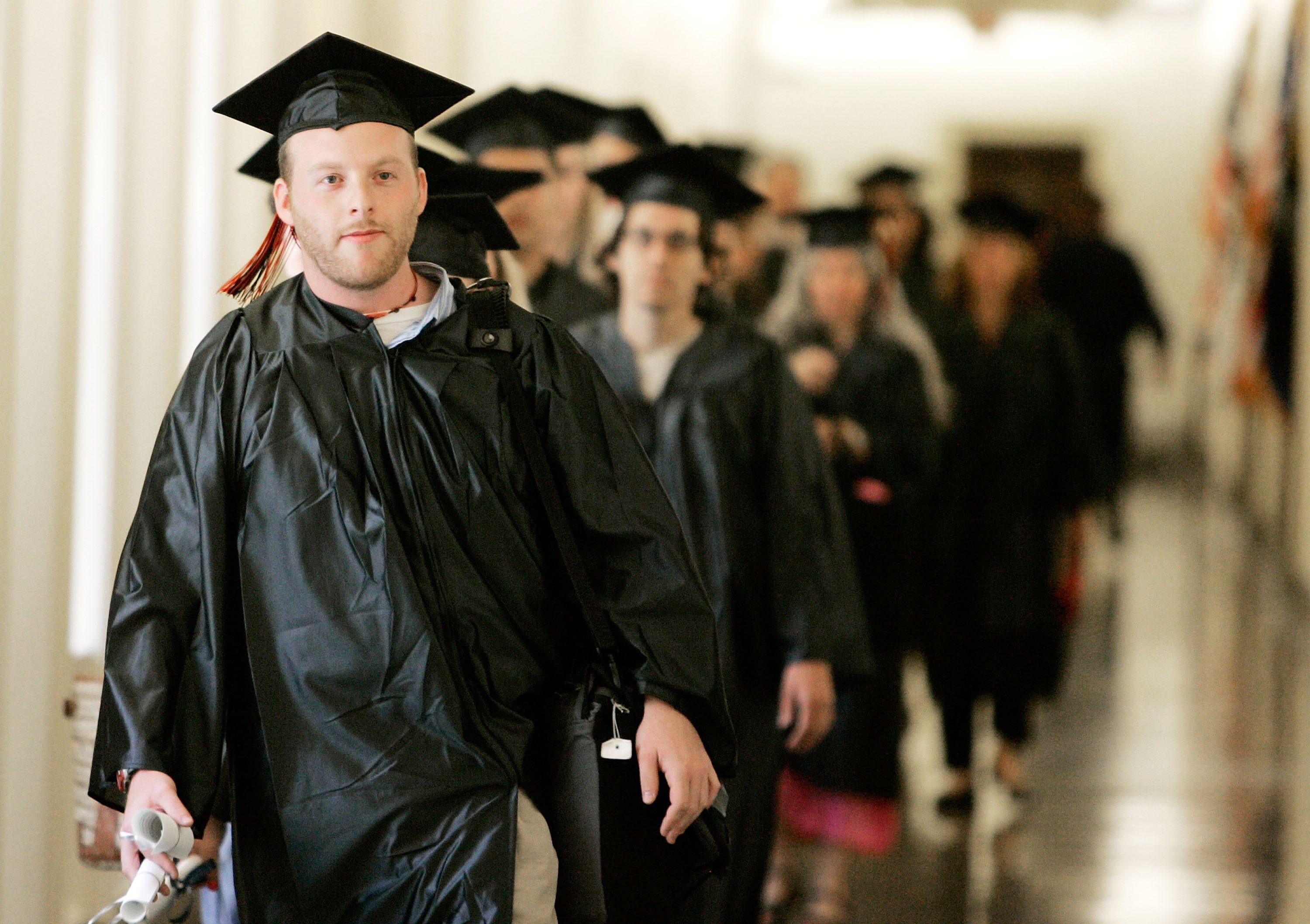 Survey: Americans say college is important but want cheaper, more ...