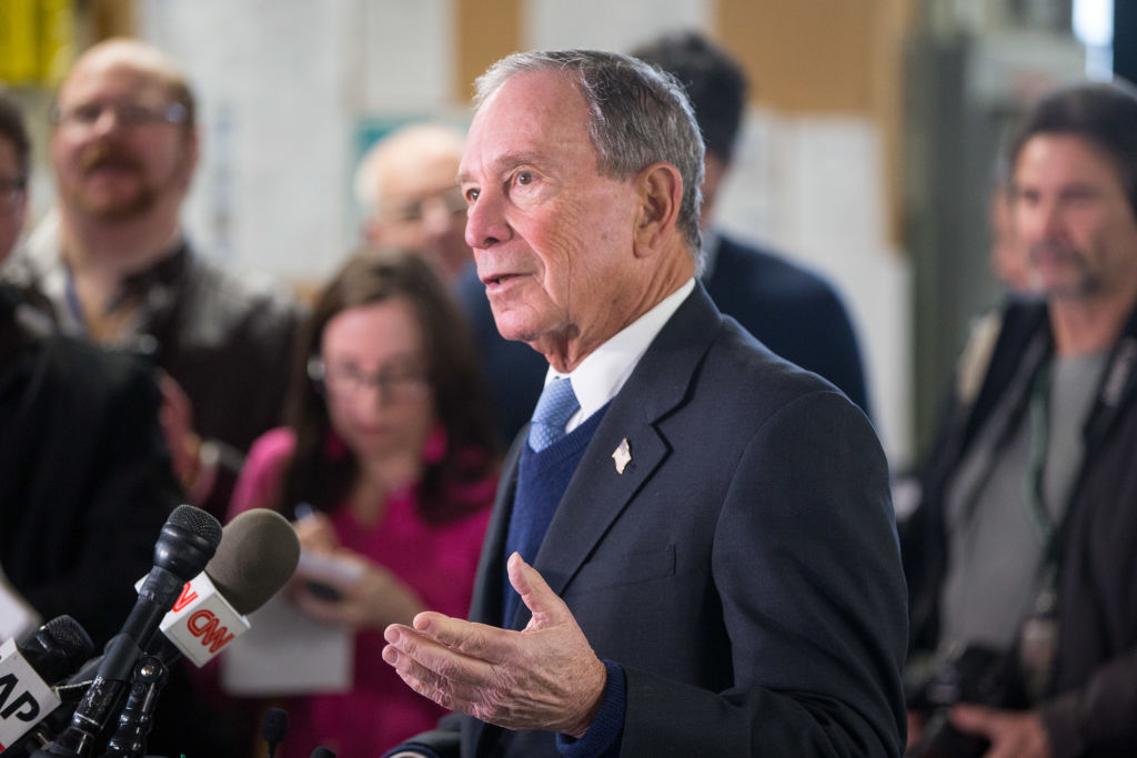 Bloomberg proposes limited debt forgiveness, tuition-free college