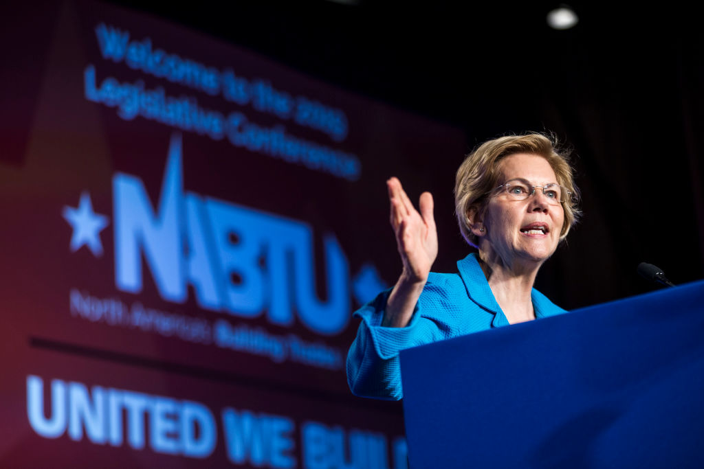 Not Up For Debate Science Behind >> Elizabeth Warren Plan Moves Goalposts Of College Affordability Debate