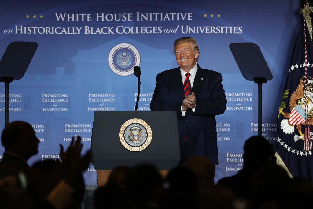 Trump administration acts on funding restrictions for