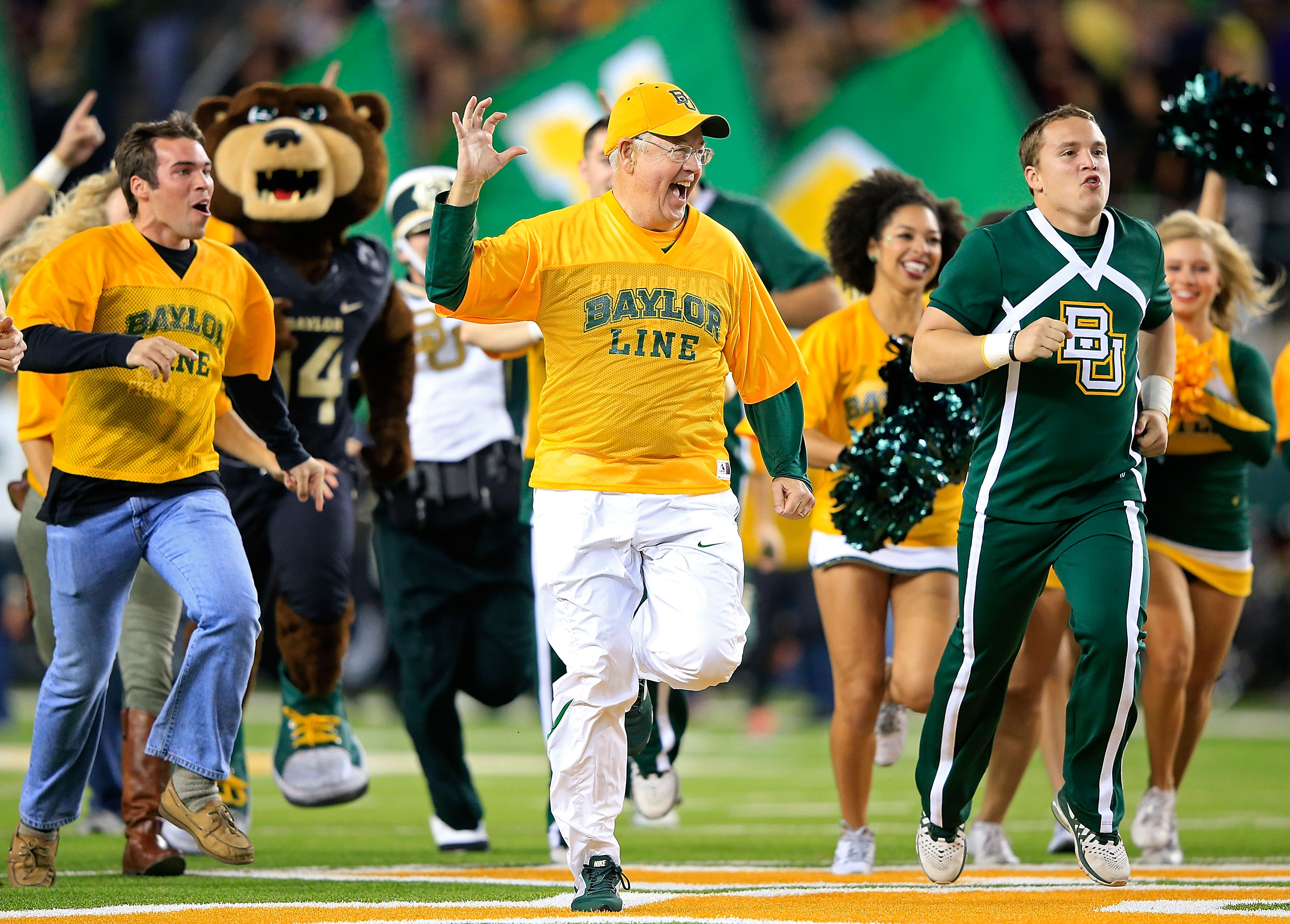 Baylor U Facing Questions Over Handling Of Sexual Assault