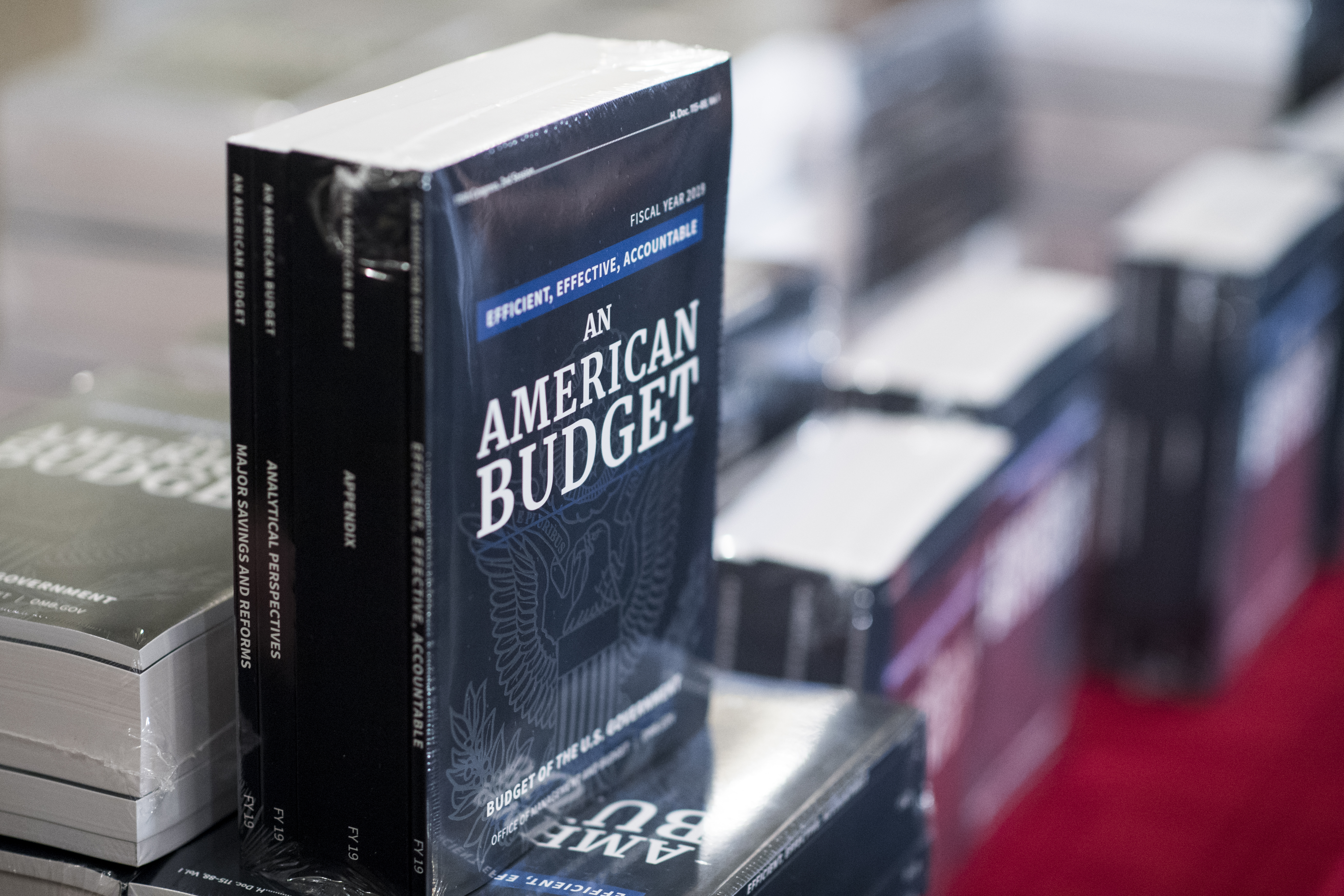 Trumps First Full Education Budget Deep >> Trump Budget Proposal Reflects Congressional Gop Priorities On Higher Ed
