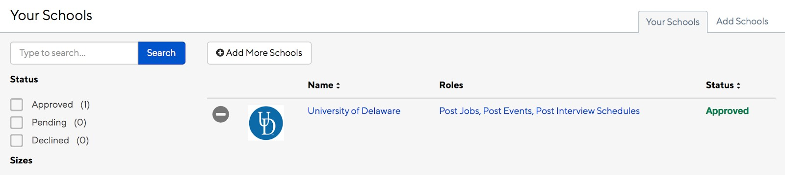 University Of Delaware Will Vet Employers Harder On Handshake After Student Fools System