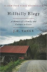 "Cover of ""Hillbilly Elegy,"" by J.D. Vance"