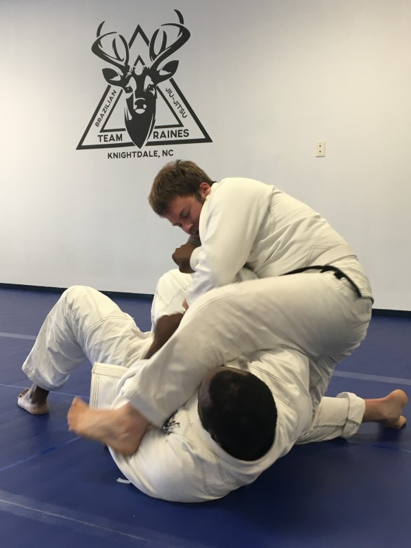 Returning to Grappling