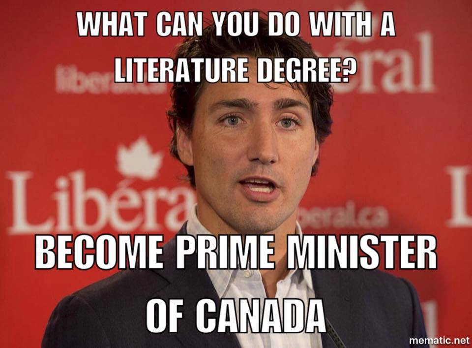 how to get rid of a canadian prime minister