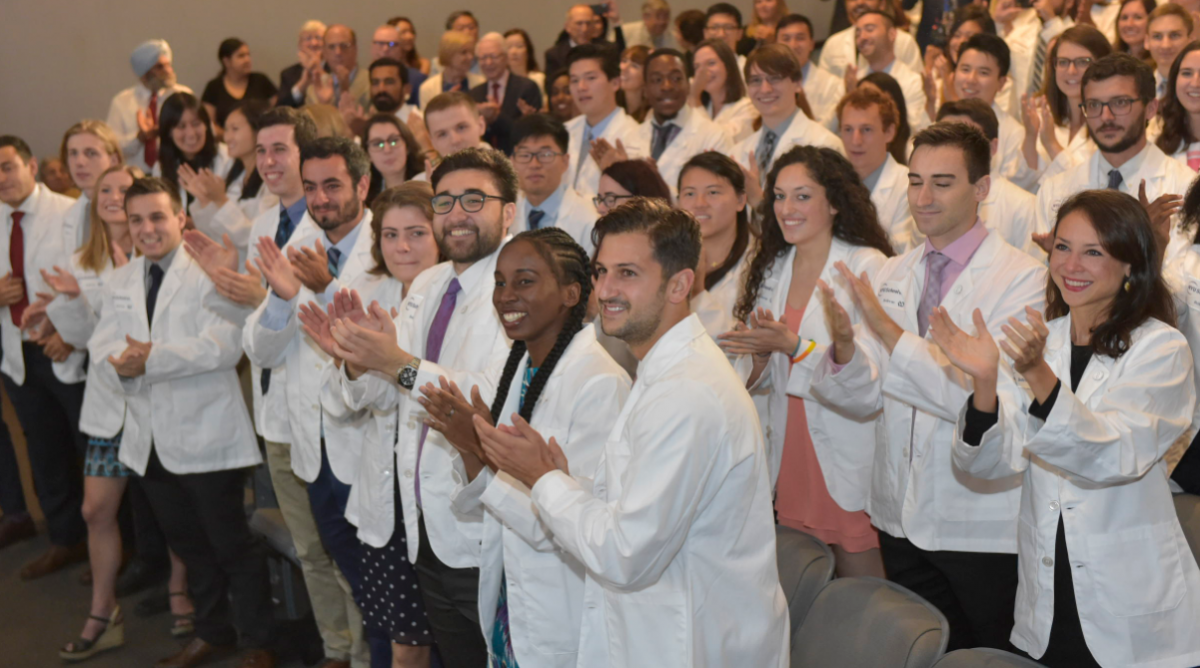 NYU medical school sees surge in applications after going