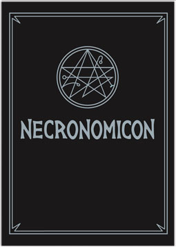 What is the necronomicon book about