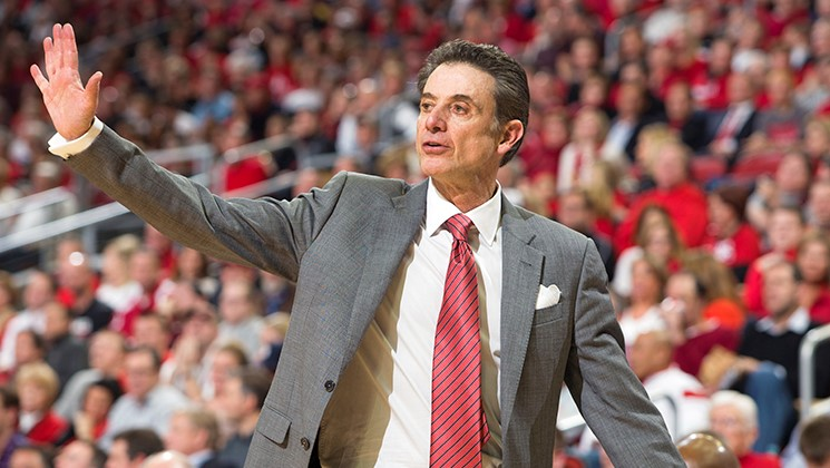 Rick Pitino accused of helping funnel money to recruit
