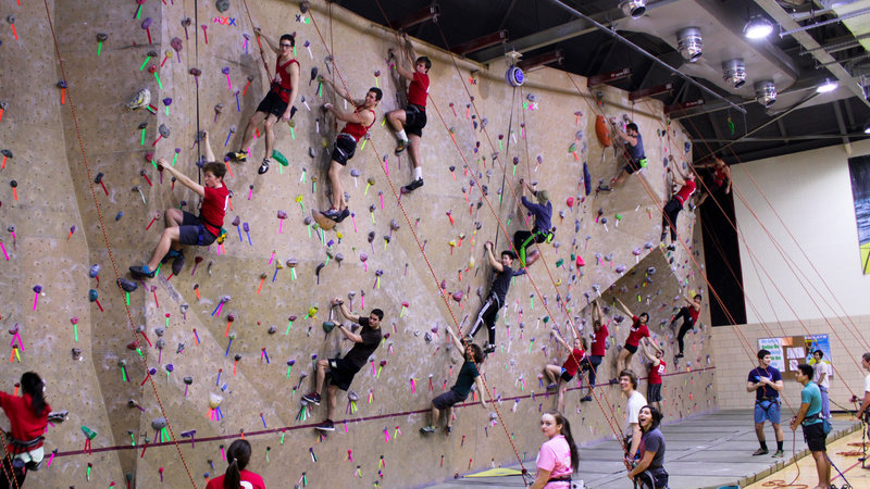 Are lazy rivers and climbing walls driving up the cost of ...
