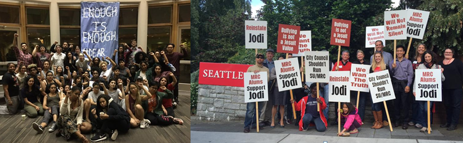 Dean At Seattle U Subject Of Protests Seeking Her Ouster And Defending Her Retires