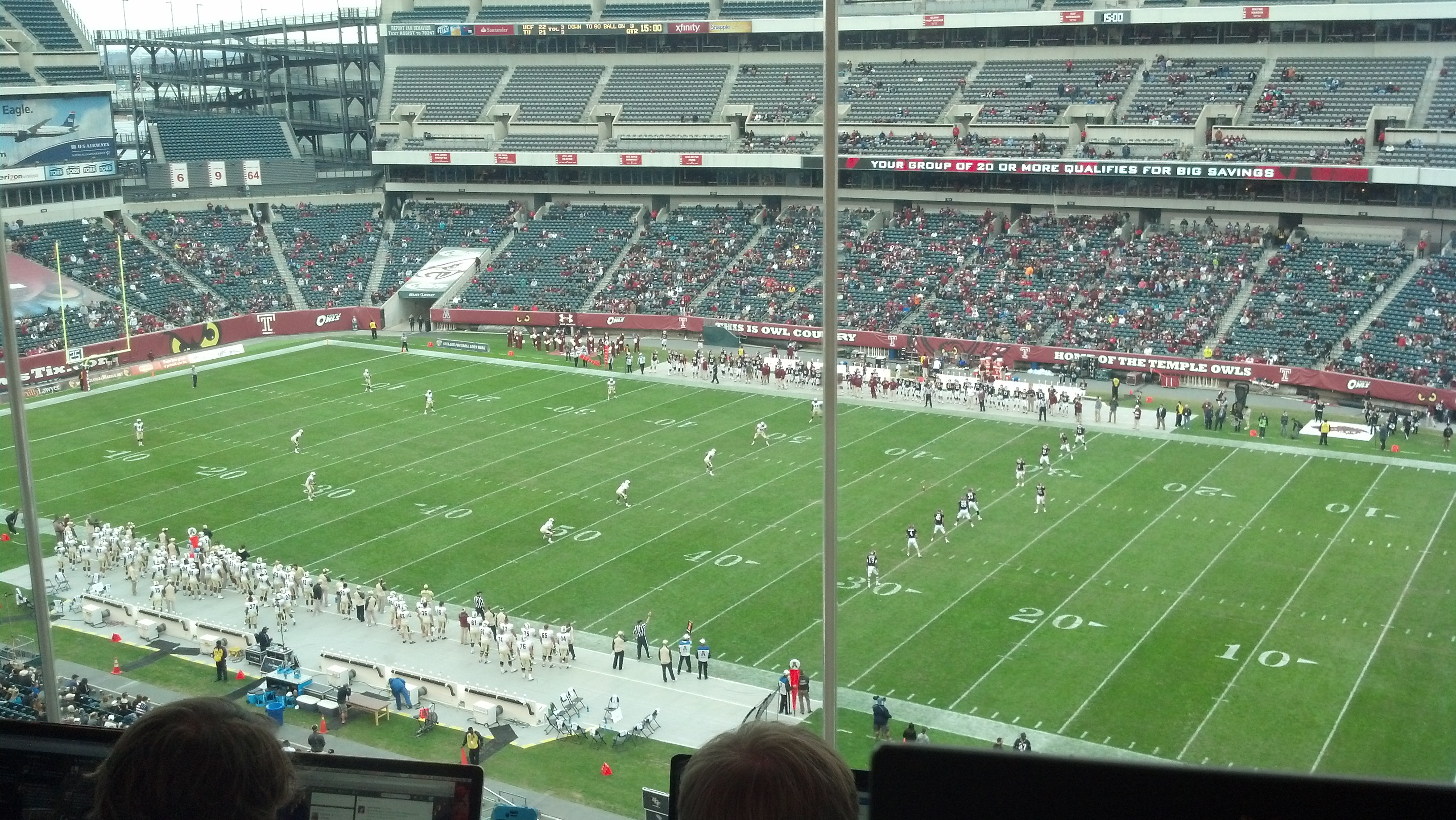 Temple Cuts Highlight Cost Of Big Time Football