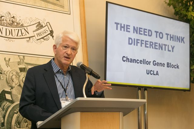 UCLA takes on 'grand challenge' of ending depression
