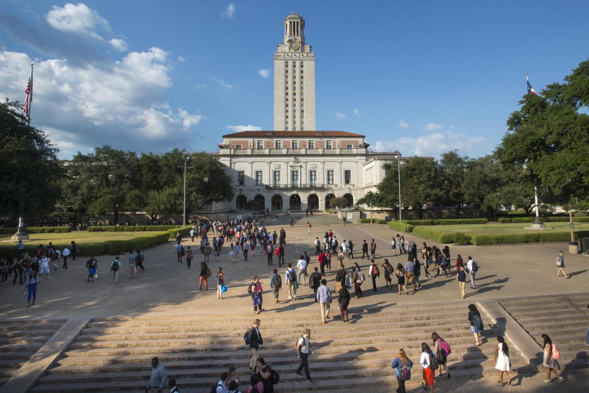 UT Austin will fire professors guilty of sexual misconduct
