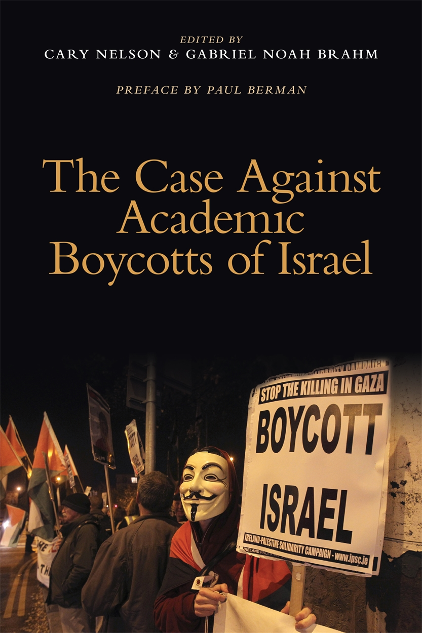 New book questions link between the Israel boycott movement