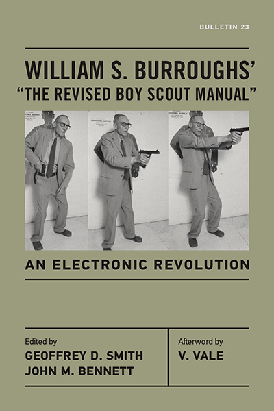 Review of William S. Burroughs' 'The Revised Boy Scout Manual: An Electronic Revolution' (essay)