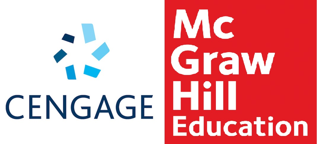 Cengage And McGraw Hill Merge