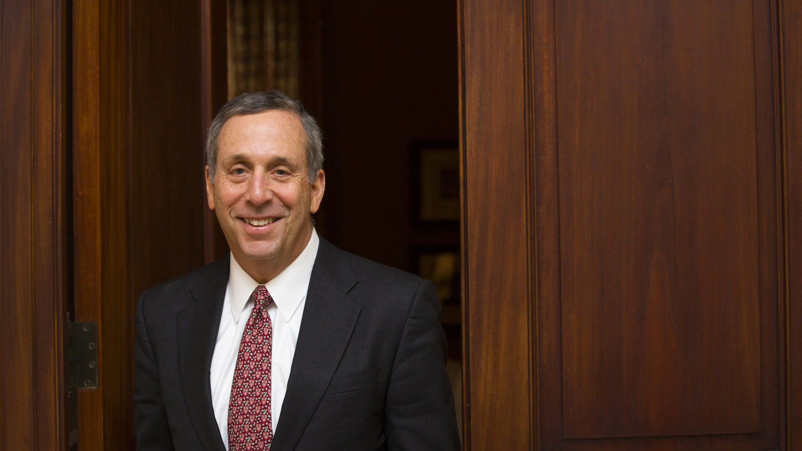 Lawrence Bacow Will Be Next Harvard President