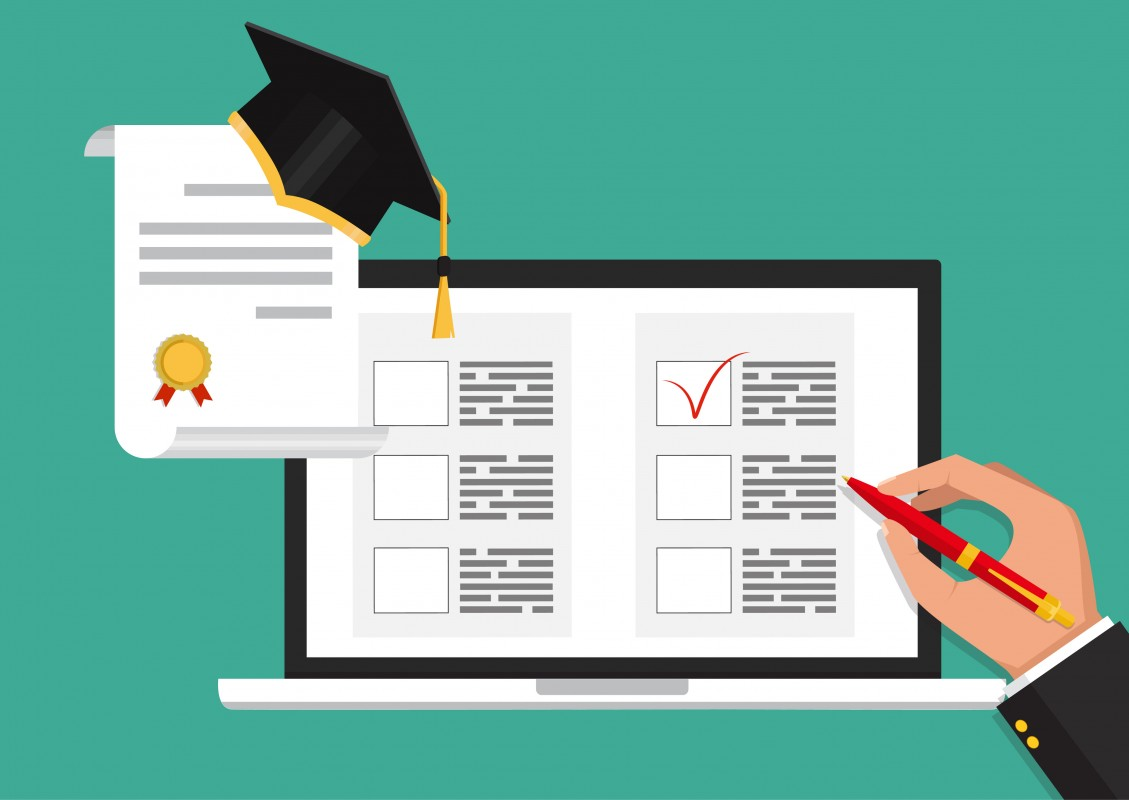 Computer program that automatically registers students for