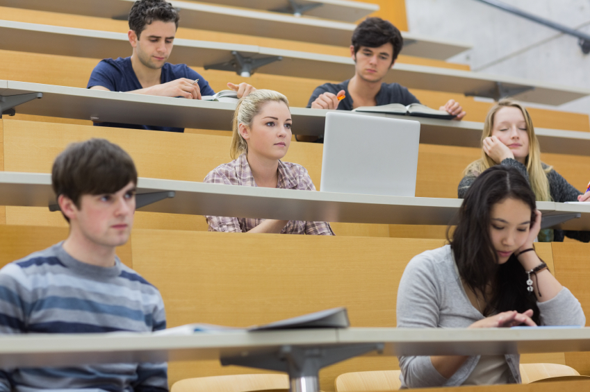 Allowing devices in the classroom hurts academic performance, study finds