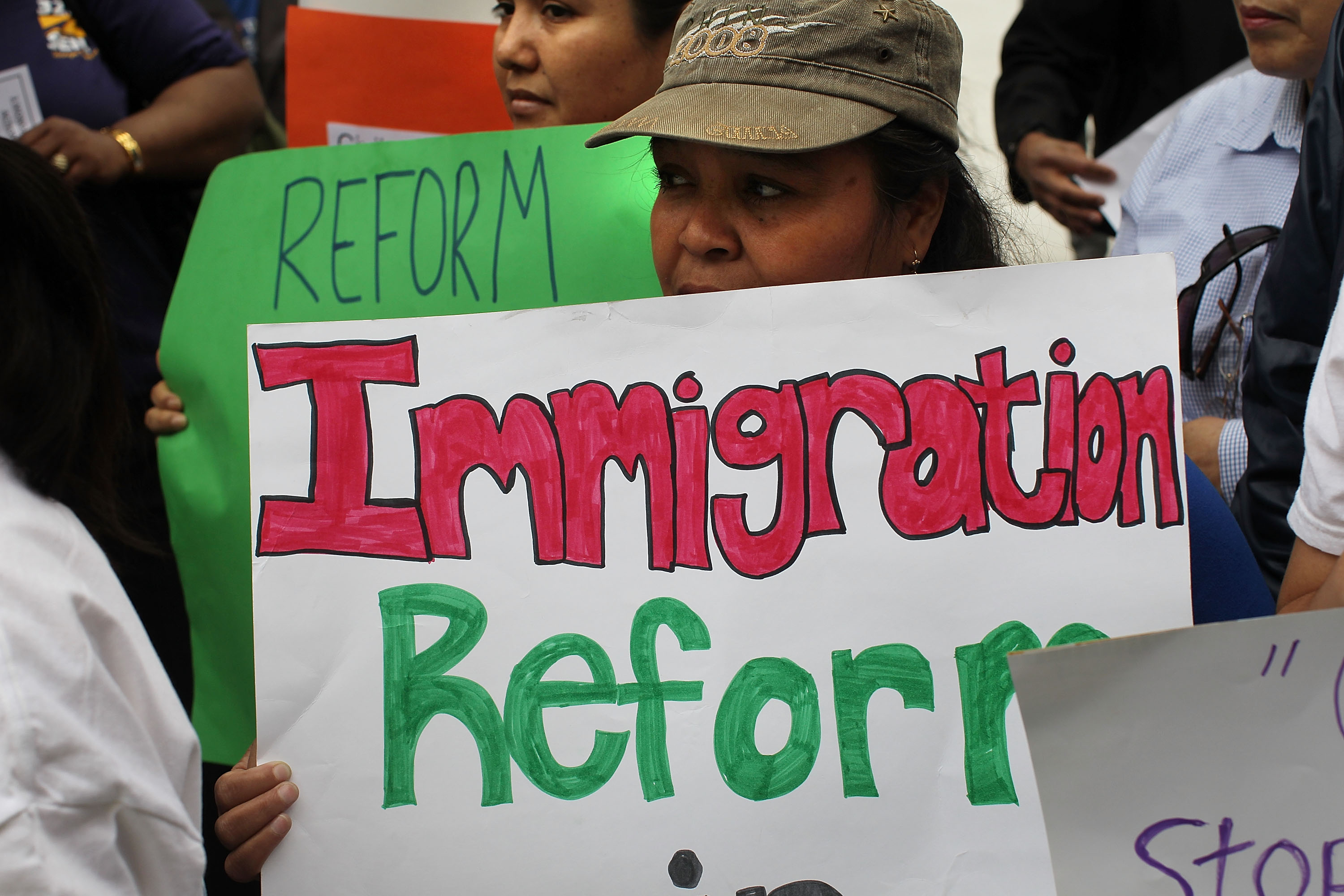 as congress prepares to take on immigration dream advocates are after