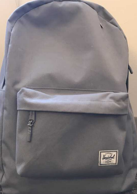 Photo of a backpack