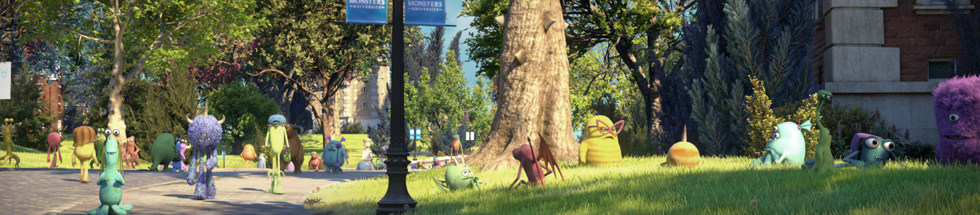 Monsters University Explores The Value Of Diversity In College Settings