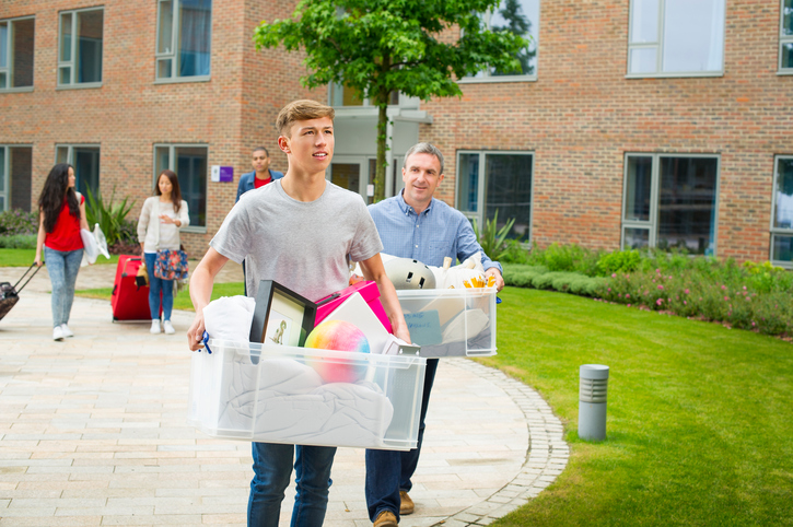 What Faculty Bring to Move-In Day