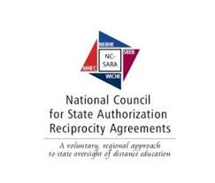 California holds out on state reciprocity agreement for online education logo of national council for state authorization reciprocity agreements platinumwayz