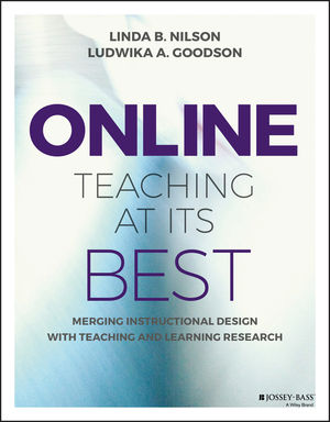 New Book Brings Instructional Design To Online Teaching