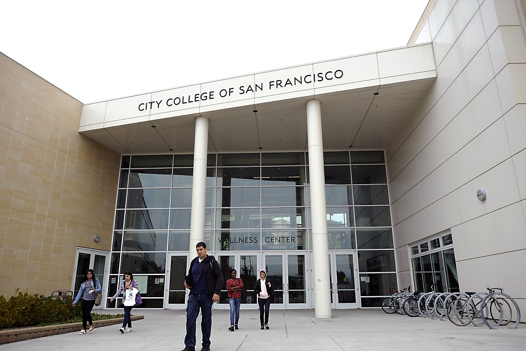 City College of San Francisco may be turning corner on